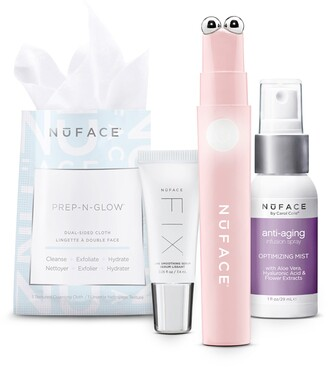 NuFace FIX Wanderlust Microcurrent Skin Care Set