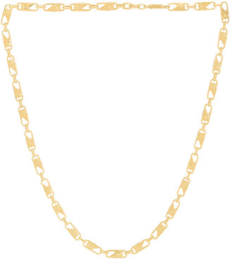 Ambush Sling Snap Necklace in Gold | FWRD