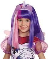 Disguise 83351 Twilight Sparkle Wig Costume Child