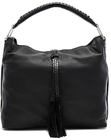 Sam Edelman Ella Hobo Bag in Black.