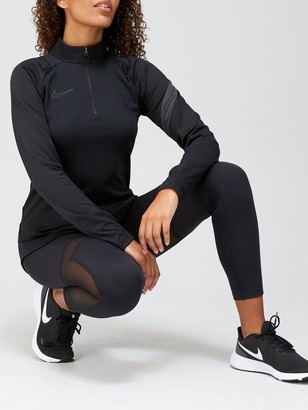 Nike Academy 20 Dry Drill Top - Black