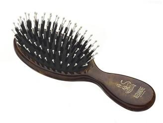 Alexandre de Paris Hair Brush Handbag Brush Brown 14Cm