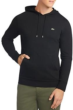Lacoste Jersey Long-Sleeve Hooded Tee