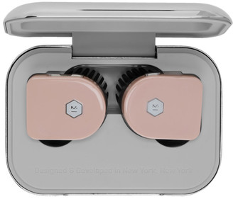 Master and Dynamic Pink MW07 True Wireless Earphones