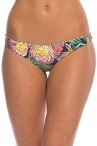Body Glove Swimwear Wanderer Reversible Beachy Thong Bikini Bottom 8139753