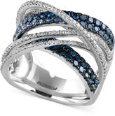 Macy's EFFY Diamond Ring (1-7/8 ct. t.w.) in 14k White Gold