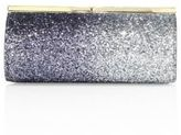 Jimmy Choo Coarse Glitter Clutch