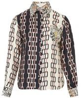 Thumbnail for your product : La Prestic Ouiston Giroud shirt