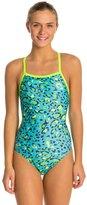 Speedo Flipturns Speedah Cheetah Propel Back Women's Swimsuit 8133076