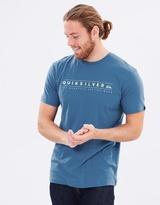 Quiksilver Mens Always Clean 2 T Shirt