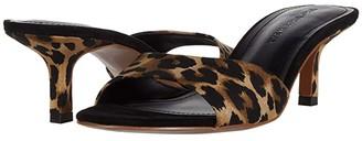 Who What Wear Paige (Leopard) Women's Shoes