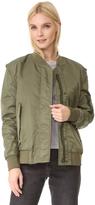 Golden Goose Deluxe Brand Bomber Sunset Jacket