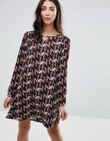 Brave Soul Printed Shift Dress