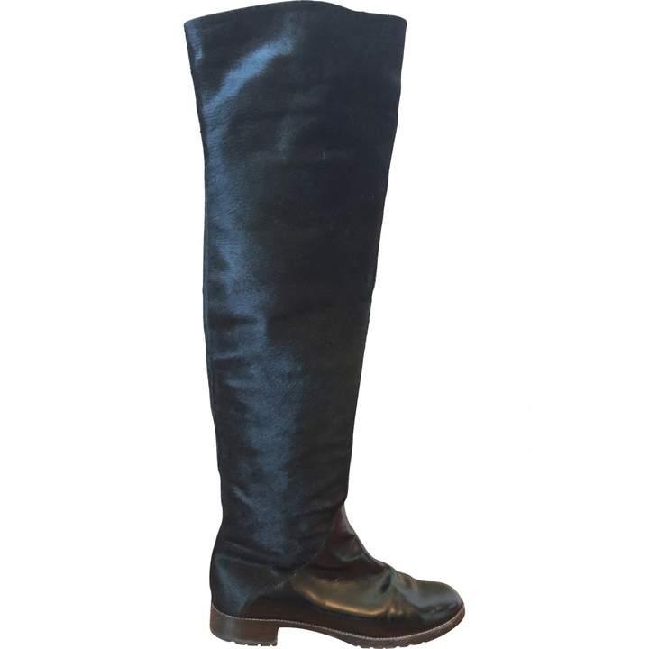 Giuseppe Zanotti Thigh Boots