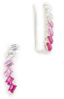 Jennifer Zeuner Jewelry Holland Pink Ear Cuffs