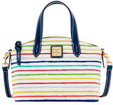 Dooney & Bourke Multi Watercolor Stripes Ruby Bag