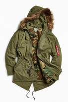Alpha Industries J4 Fishtail Parka Jacket