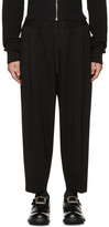 McQ Black Taigen Lounge Pants