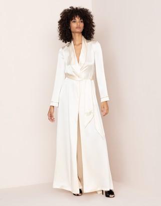 Agent Provocateur UK Classic PJ Long Dressing Gown