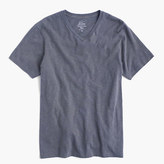 J.Crew Tall garment-dyed V-neck T-shirt
