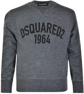 DSQUARED2 Children Boys Crew Neck Sweatshirt