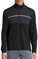 Callaway Golf Performance Long Sleeve Printed Quarter Zip Pullover