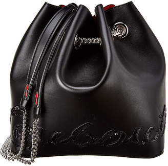 Christian Louboutin Marie Jane Leather Backpack