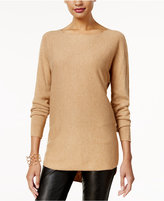 INC International Concepts Shirttail Sweater, Created for Macy's