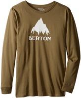 Burton Classic Mountain Long Sleeve Tee (Big Kids)