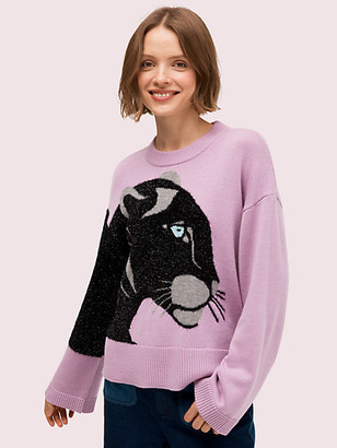 Kate Spade Wool Panther Sweater