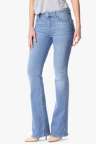 7 For All Mankind A Pocket Flare In Palisades Blue