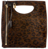 Tom Ford Ponyhair Alix Fold-Over Satchel