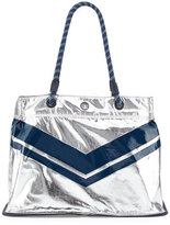 Tory Sport Packable Nylon East-West Tote Bag