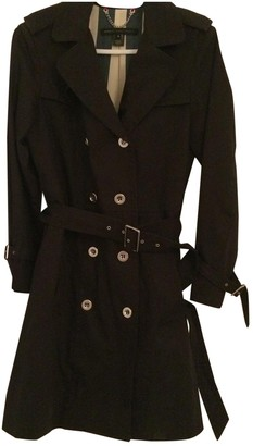 Marc by Marc Jacobs Navy Cotton Trench Coat for Women