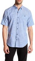 Ezekiel Plank Short Sleeve Woven Shirt