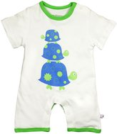 Baby Soy Modern Romper (Baby) - Turtle-12-18 Months