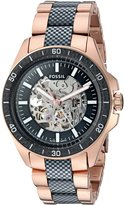 Fossil Men's ME3147 Sport 54 Automatic Two-Tone Stainless Steel Watch