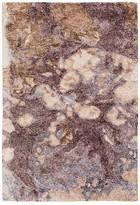 Surya Gemini Area Rug - Gray/Chocolate/Mocha, 2' x 3'