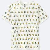 Uniqlo Minions Short-sleeve Graphic T-Shirt