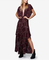 Free People Livia Printed Maxi Dress