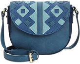 INC International Concepts Marginy Saddle Bag, Only at Macy's