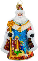 Christopher Radko Oh Holy Night Nick Collectible Ornament