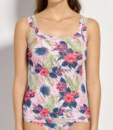 Hanky Panky Aloha Tropical Floral Lace Classic Camisole