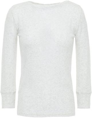 Vince Pima Cotton-jersey Top