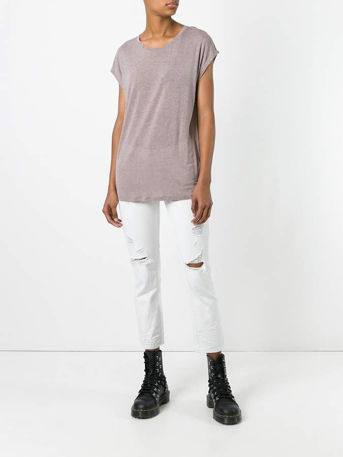 Diesel slim-straight jeans
