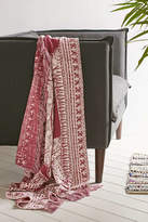 Urban Outfitters Plum & Bow Odessa Medallion Throw Blanket