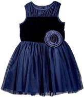 Pippa & Julie Velvet Lady Tutu Dress (Toddler & Little Girls)