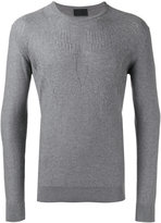 Les Hommes crew neck jumper - men - Cotton - M