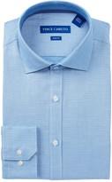 Vince Camuto Oxford Trim Fit Dress Shirt