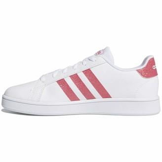 adidas Grand Court K Unisex Adult's Tennis Shoe